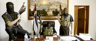 Hamas fighters - reuters
