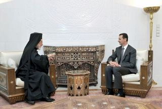 Hilarion and assad
